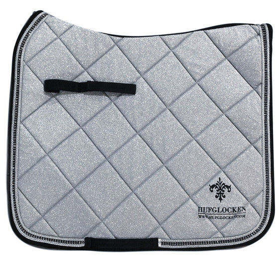 Diamant Silver Saddle Pad - Hufglocken