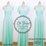 Maxi multi way dress