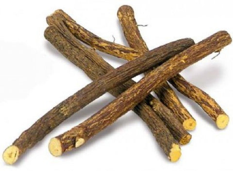 Licorice Rt. C/S & Pwd./Organic   +   Licorice Sticks/wild crafted