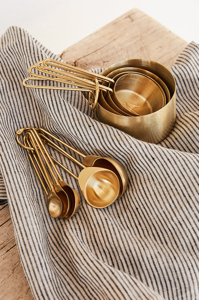 Brass Measuring Cup