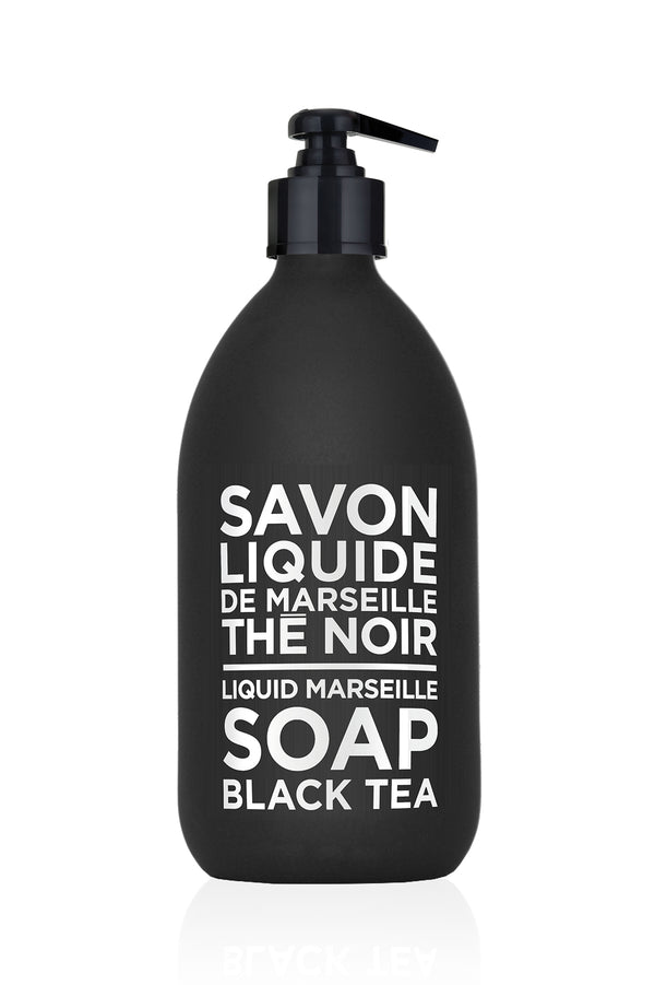 Compagnie de Provence Liquid Marseille Soap - Black Tea 500ml