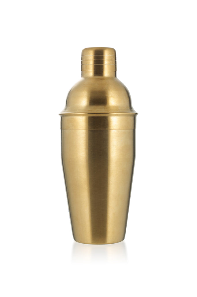 Isle Brass Cocktail Shaker