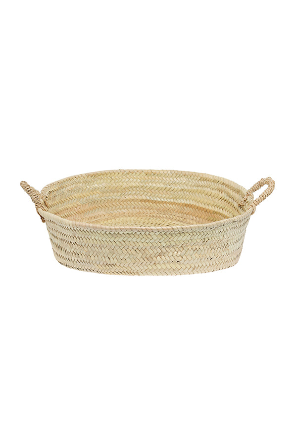 Moroccan Palm Tray - Medium