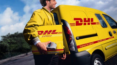 Delivery through DHL Express of Planet Spices Orders