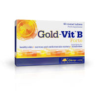 GOLD VITA B FORTE 60  COATED TABLETS
