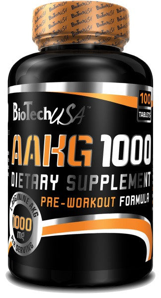 AAKG 1000 100TABLETS
