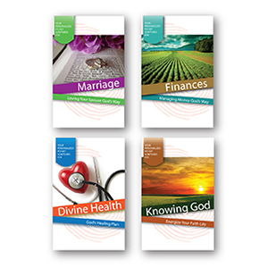 Personal Pocket Scripture - Complete Set