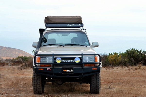 Toyota Land Cruiser Expedition Rack For Rooftop Tents 80