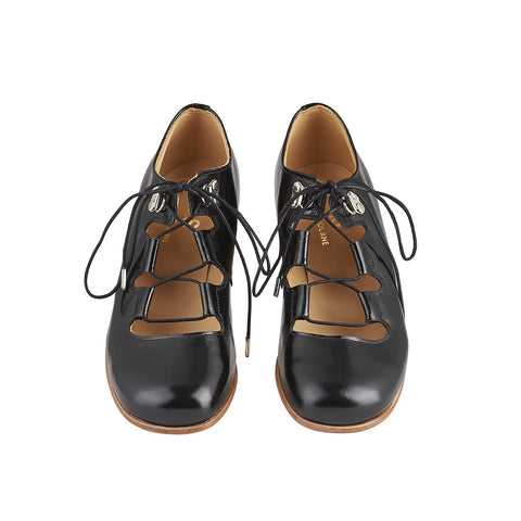 Dance Shoe black patent