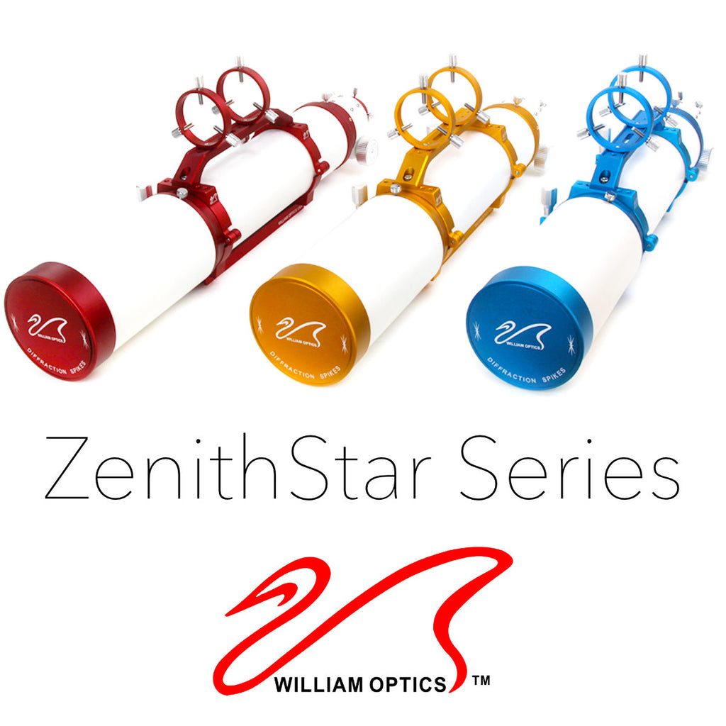 William Optics ZenithStar Telescopes