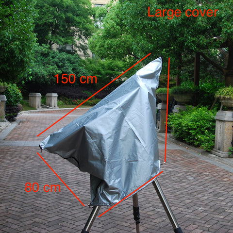 TELESCOPE CLOAK DUST SCOPE COVER FOR REFRACTOR, REFLECTOR & SCTS SUN COVER