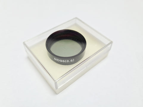 "1.25"" Skyglow & Moon filter for telescope eyepiece"