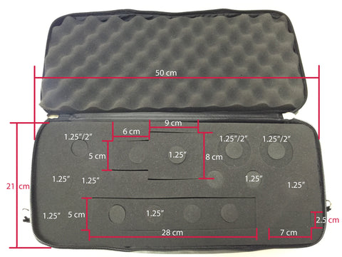 "Eyepiece Carry Bag for 1.25"" eyepiece and 2"" eyepiece - Eyepiece Carry Case"
