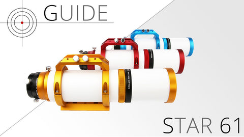 William Optics Guide Star 61