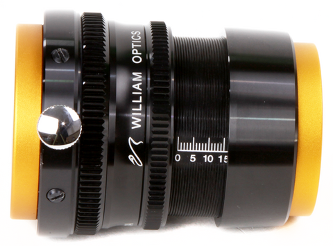 William Optics ZenithStar 61mm MARK II f/5.9 Imaging APO Refractor FPL-53 ED APO Doublet Astrophotograph