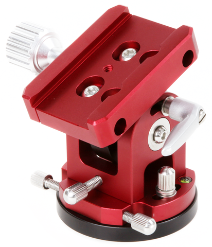 Low Latitude WO Vixen style base mount for iOptron Skyguider Pro