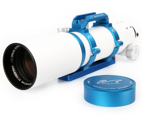 William Optics ZenithStar 81mm f/6.9 Imaging APO Refractor FPL-53 ED APO Doublet Astrophotograph
