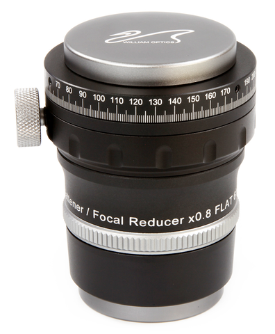 William Optics FLAT61R Flattener/Reducer 0.8X