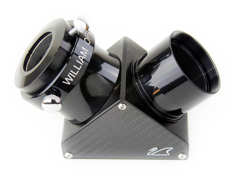 William Optics Durabright 2 inch Durabright Diagonal Carbon Fibre Plate