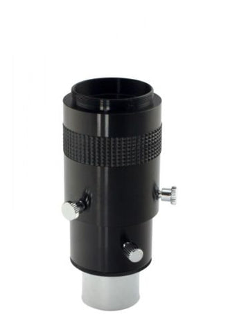 "Meade OEM 1.25"" Variable Projection Camera Adapter for astrophotography eyepiece"
