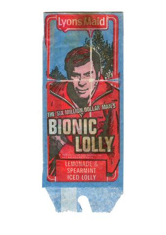 World's First Bionic Lolly
