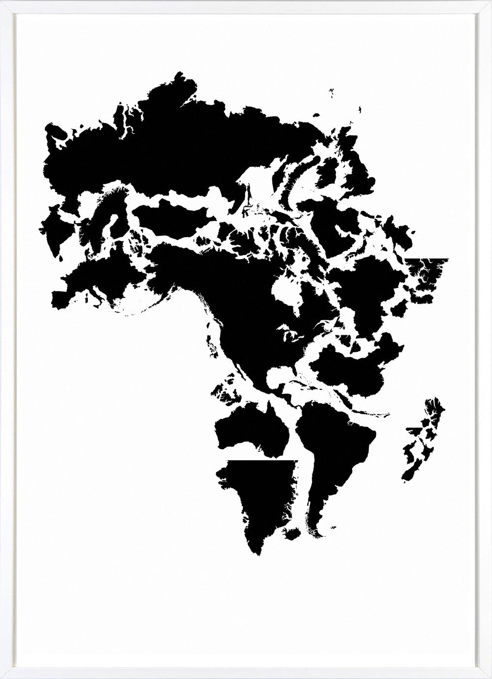 Africa (Black and White)