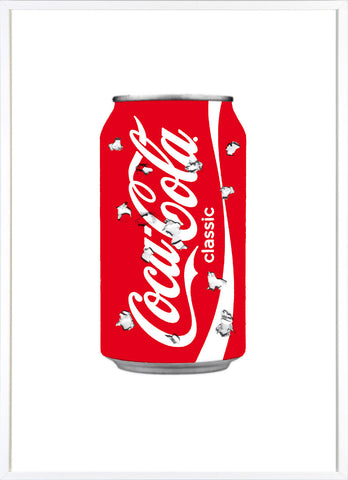Big Shot Coke Can