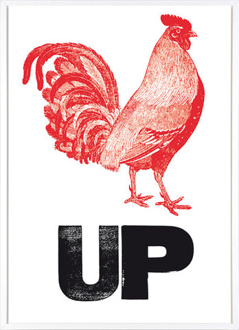 Cock Up (Black and Red)