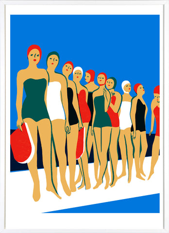 La Piscine 06 (Girls)