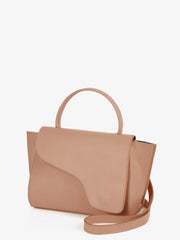 ATP Atelier Arezzo Almond Vachetta Leather Bag