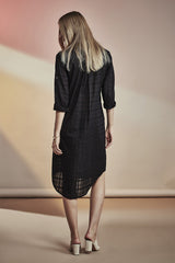 Boyfriend Shirt Dress