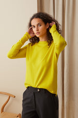 NZ Fashion Clothing Boutique gregorythelabel Gregory AW20  Consuela Jumper 100% Cashmere Sweater Imported