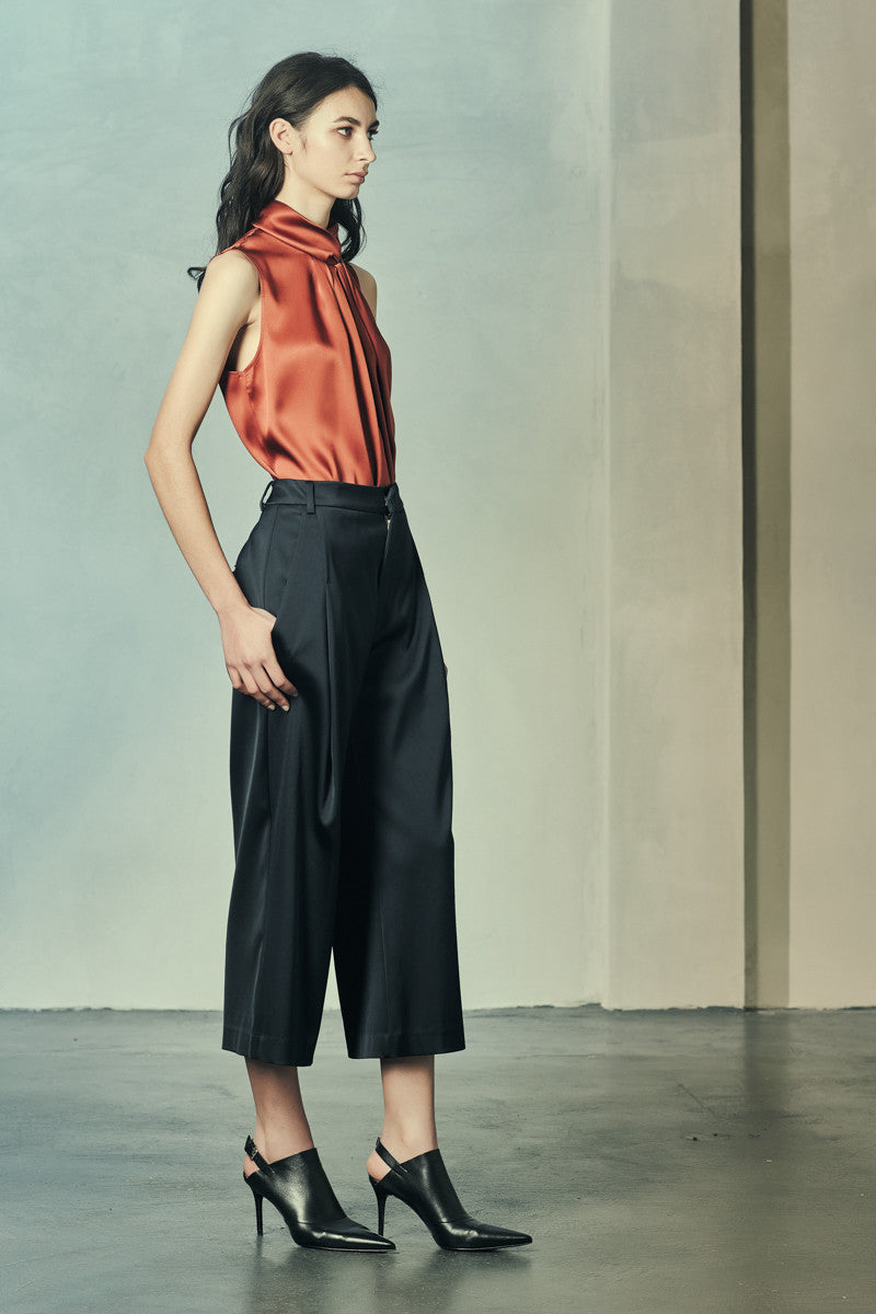 Cropped Blume Pant
