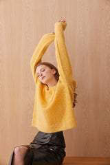 Fiamma Alpaca Jumper Butterscotch