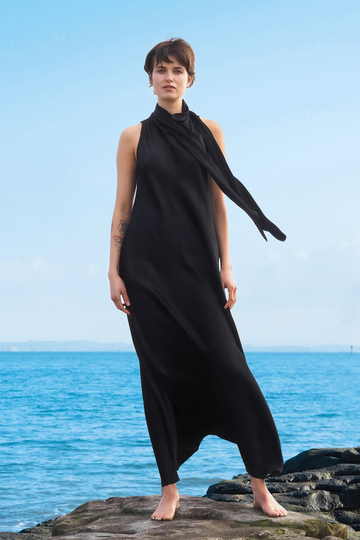 Gregory AW20 Ulla Dress DD10597 Made in NZ