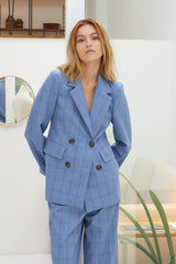 NZ Fashion Clothing Boutique gregorythelabel Gregory SS18 Carlo Jacket Made in NZ