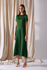 NZ Fashion Clothing Boutique gregorythelabel Gregory SS19 Runa Dress Made in NZ