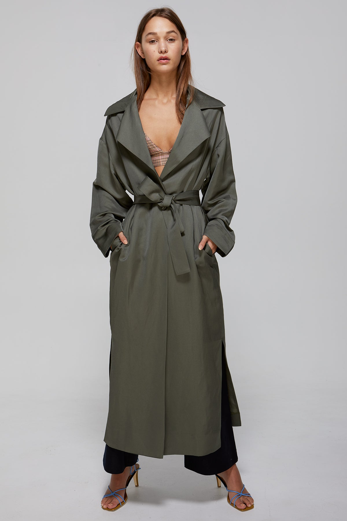 Carter Coat Gregory SS20 Collection NZ Sustainable Fashion Design