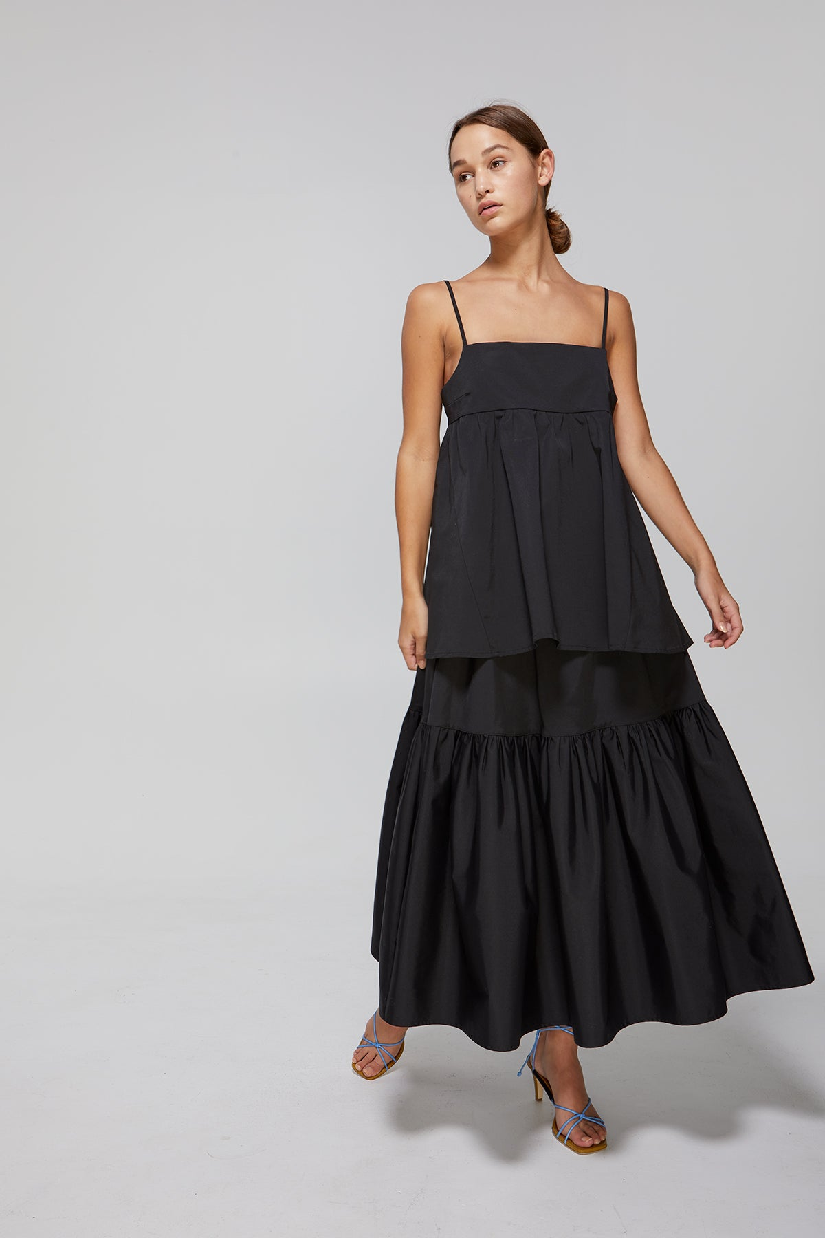 Ghini Skirt Gregory SS20 Collection NZ Sustainable Fashion Design