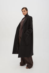 Bettina Coat Black