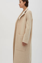 Bettina Coat Stone