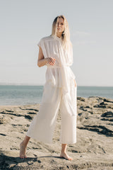 NZ Fashion Clothing Boutique gregorythelabel Gregory SS18 Mabel Pant Made in NZ