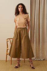 NZ Fashion Clothing Boutique gregorythelabel Gregory AW20 Made in NZ Marianne Pant DP10504