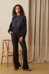 NZ Fashion Clothing Boutique gregorythelabel Gregory AW20 Made in NZ Niva Pant DP10457