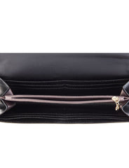 Alicia Faux leather Handbag and Wallet Set