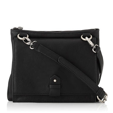 Joplin Crossbody Bag in Black