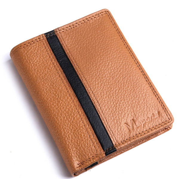 Mens Wallet Tan MS2