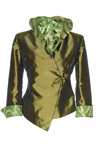 Washable Jacket - Green