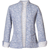 Reversible 'Chelsea' Cotton Jacket - Blue