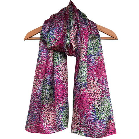**NEW** 'Holst' Pure Silk Scarf